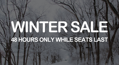 48 hour winter sale
