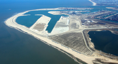 The making of Maasvlakte 2 - Rotterdam