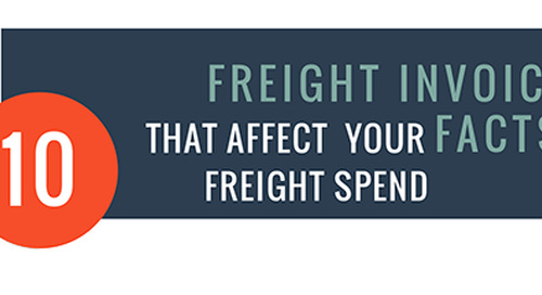 Freight payment: 10 freight invoice facts everyone should know