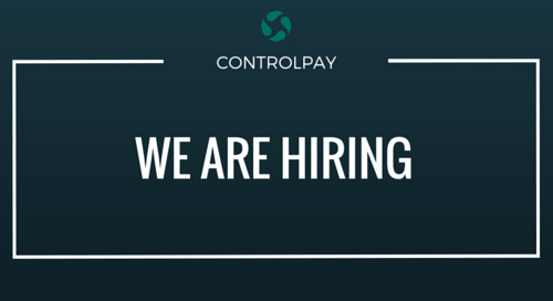 ControlPay is hiring!