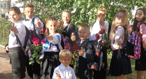 How ControlPay prepared Ukrainian children for the new school year