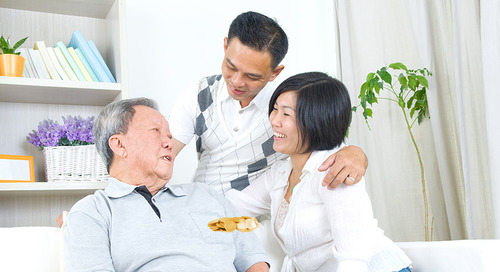 How to talk to your parents about estate planning