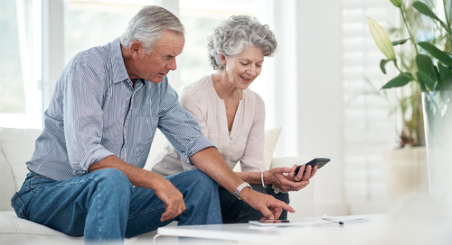 Transferring your retirement savings to income