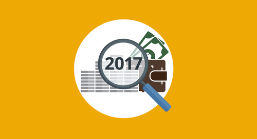 2017 financial checklist