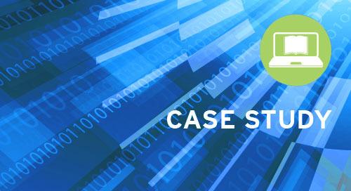 Prospective Advantage® Blind Case Study