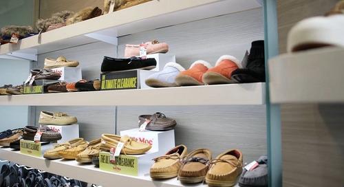 SoftMoc : De kiosque de centre commercial à entreprise nationale