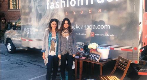 Comment fashiontruck Canada a-t-il fait ses débuts au Canada