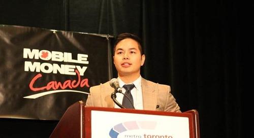 Nicolas Dinh de MasterCard: le succès des paiements mobiles et des porte-monnaie électroniques au Canada