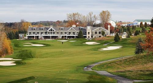 Club de golf Whistle Bear procure de l'exactitude pour un sport qui en exige.