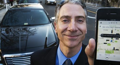 Faites comme Uber : menez votre entreprise au niveau supérieur