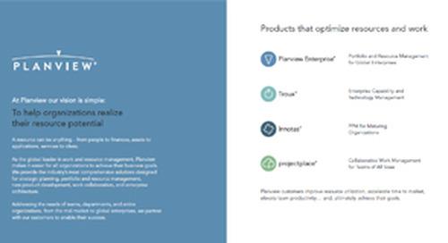 Planview Corporate Brochure