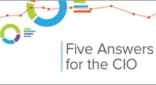 Five Answers for the CIO