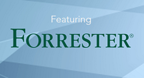 Forrester: Increase Your Value
