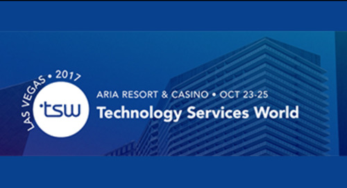 Oct 23-25, Technology Services World - Las Vegas