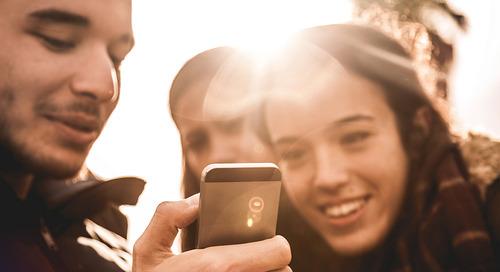 La dépendance sur sur les téléphones intelligents et Apple Pay