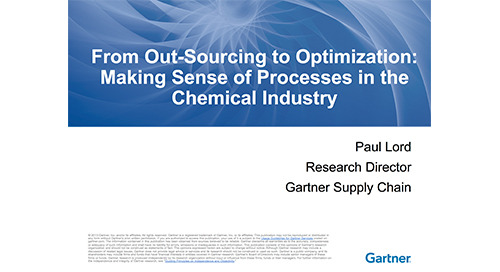"reveal2014 Paul Lord, Gartner – ""From Out-Sourcing to Optimization: Making Sense of Strategic Options"""