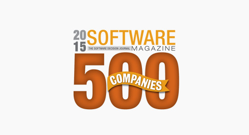 Elemica Breaks Into Software Magazine's Annual Software 500 Ranking