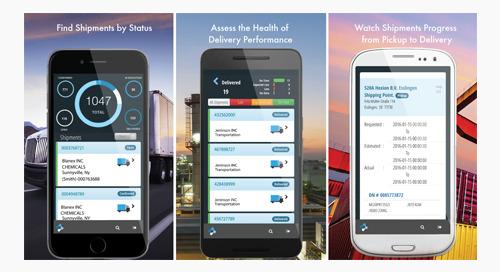 Elemica Introduces Track Mobile App for Logistics Visibility