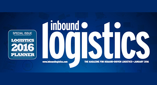Elemica Featured in Inbound Logistics Magazine