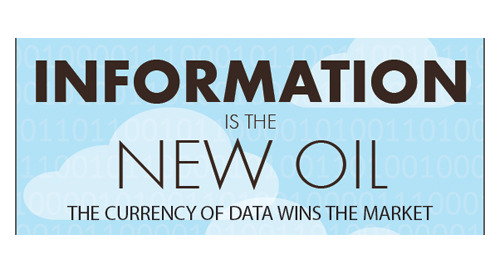 Information is the New Oil