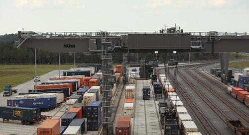 Inbound Logistics Features Elemica