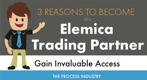 3 Reasons to Become an Elemica Trading Partner