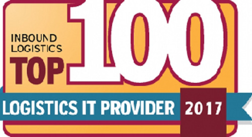 Elemica Named Top Logistics IT Provider for 9th Consecutive Year