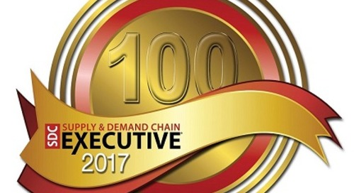 Elemica Wins 2017 SDCE 100 Award for 4th Consecutive Year