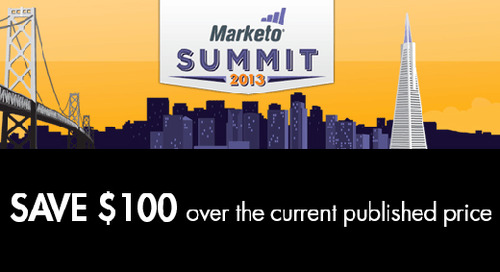 Elixiter is Pleased to Announce Marketo Summit 2013