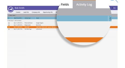 Organic Search Tracking in Marketo