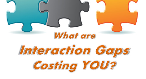 Close the Interaction Gap