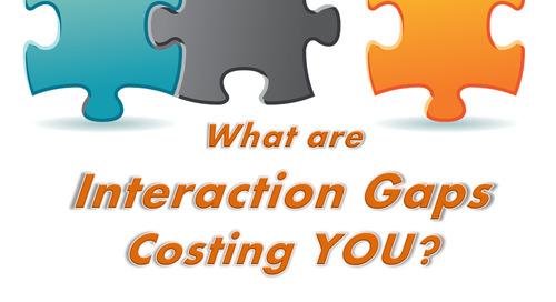 Close the Interaction Gap