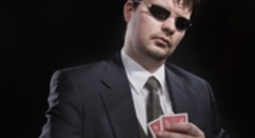 Why Poker Faces Are a Poor Choice in the Workplace