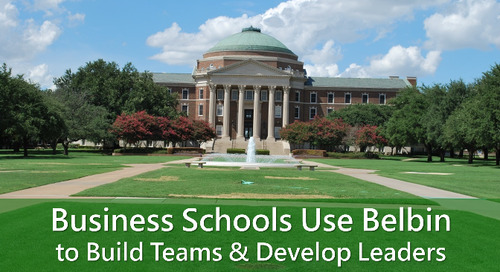 Business Schools Use Belbin to Build Teams and Develop Leaders