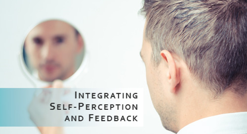 Integrating Self-perception and Feedback: The First Step to Self-awareness