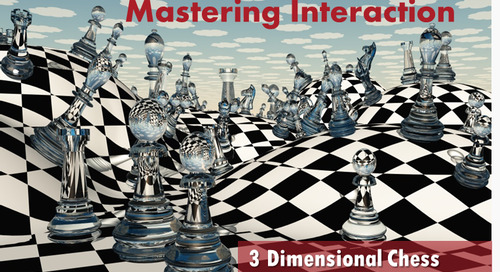 Mastering Interaction