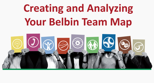 Make Your Own Belbin Team Map