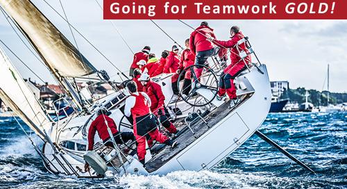 Going for Teamwork Gold!