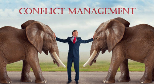 Conflict Management: Using Team Mapping