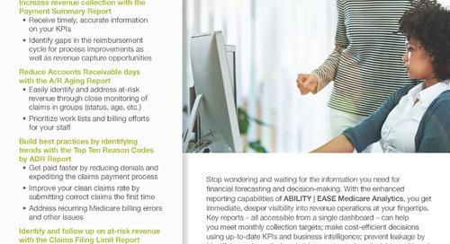 ABILITY | EASE® Medicare Analytics