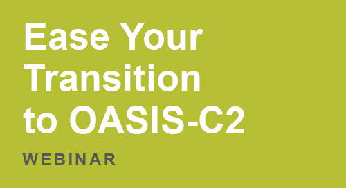 Ease Your Transition to OASIS-C2