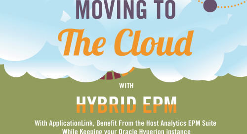 Moving to the Cloud with Hybrid EPM [Infographic]