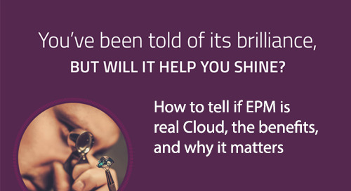 How to Tell if EPM is Real Cloud [Infographic]