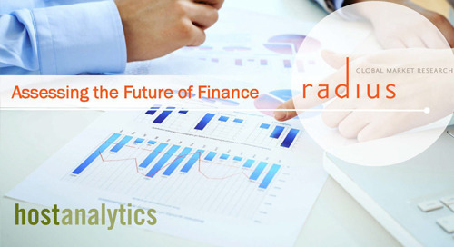 Assessing the Future of Finance [Infographic]