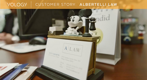 Customer Success Story - Albertelli Law