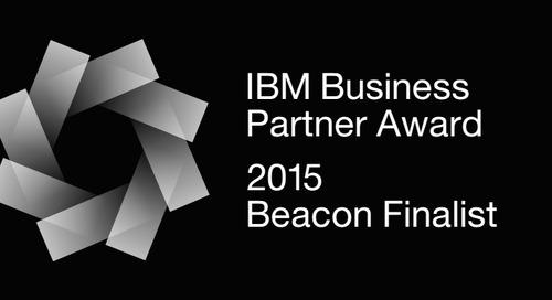 Interloc Selected as IBM Beacon Awards 2015 Finalist
