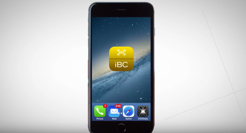 Mobile InformerBC - Bin Counting, Turn-Key App for Maximo Mobile