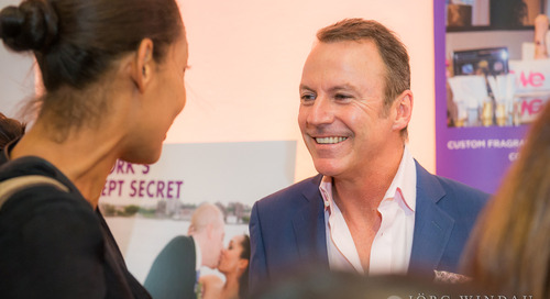 Celebrity Event & Wedding Planner Colin Cowie - Host of The Event Planner Expo 2015