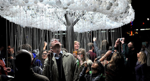 Wow Your Guests with Interactive Art at Your Next Event