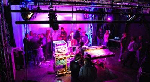 Behind the Scenes Event Tech for Exhibitors